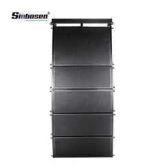 Sinbosen Professional Audio Sn2010 Line Array-System für 10-Zoll-Double-Line-Array