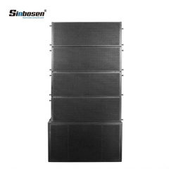 Sinbosen Professional Audio Lautsprecher Sn2012 PRO Audio System Line Array